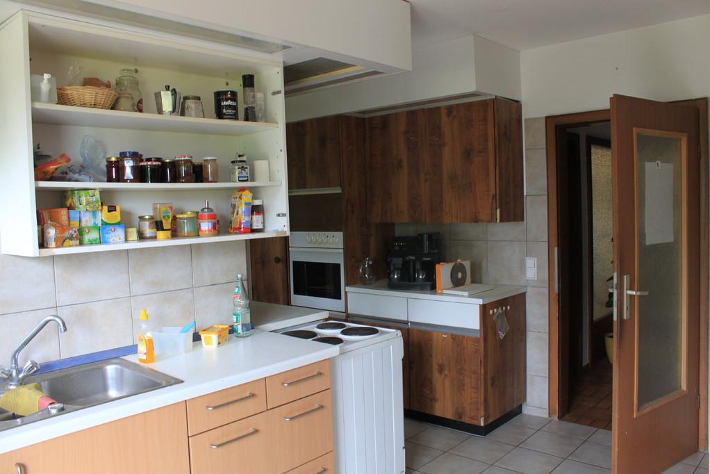 """Küche im Nachsorgehaus """"Lichtung"""""""