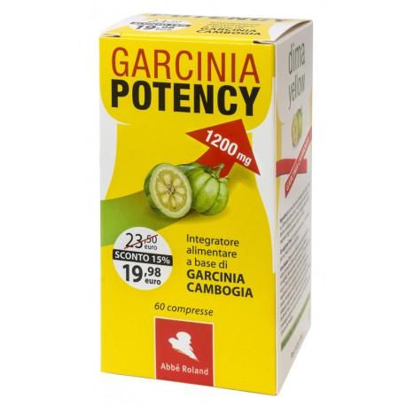 GARCINIA POTENCY