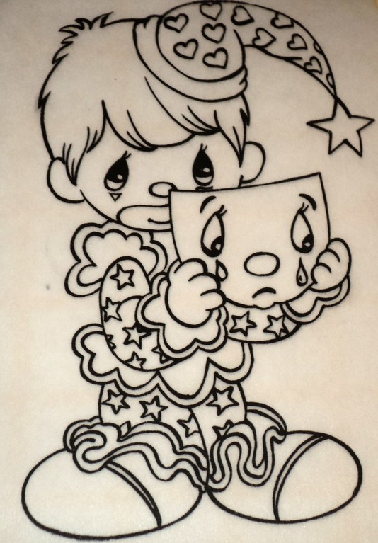 Dibujos en Pellón - Página web de manualidadeslolita