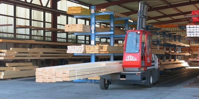 Negoce de bois à Tarbes : Stock KVH