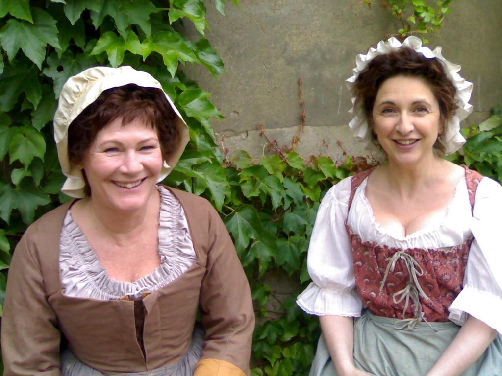Simone et Marie