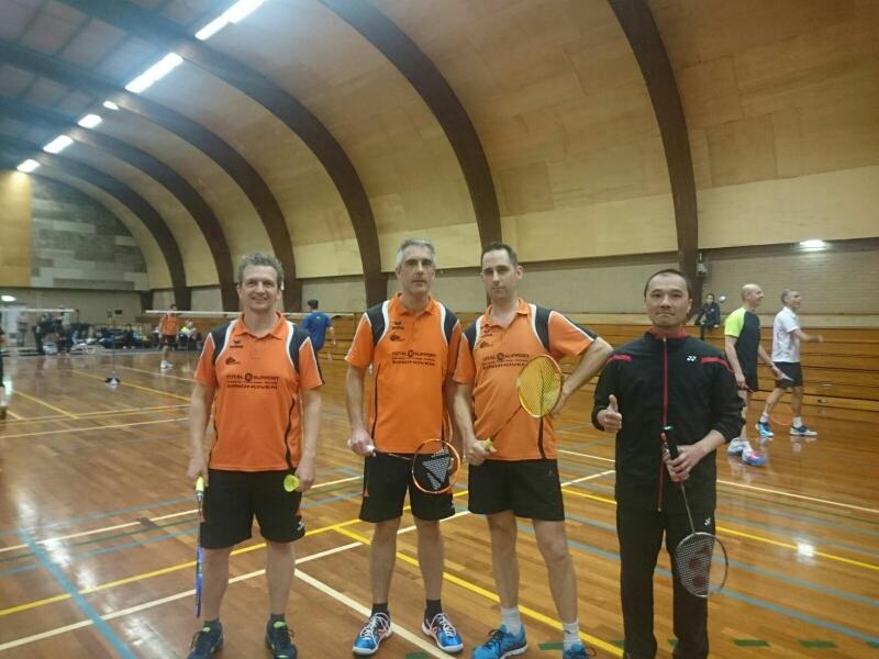 Kwartfinale BC Vlodrop 😀👊