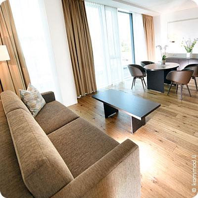 Temporary Accommodation Service | Relocation Services Höfler | area Vorarlberg, Liechtenstein, Swiss Rhine Valley