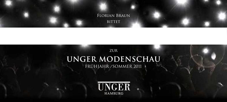 Fashion Show Unger