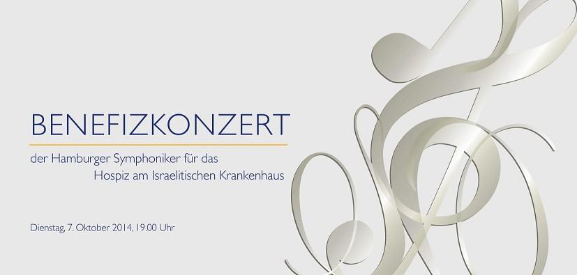 Benefit conzert, Symphoniker Hamburg