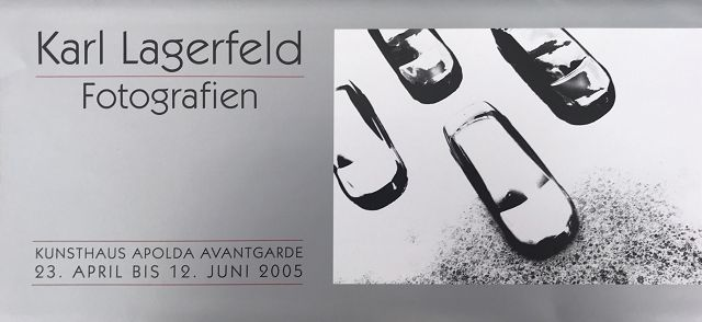 Lagerfeld  Fotoausstellung