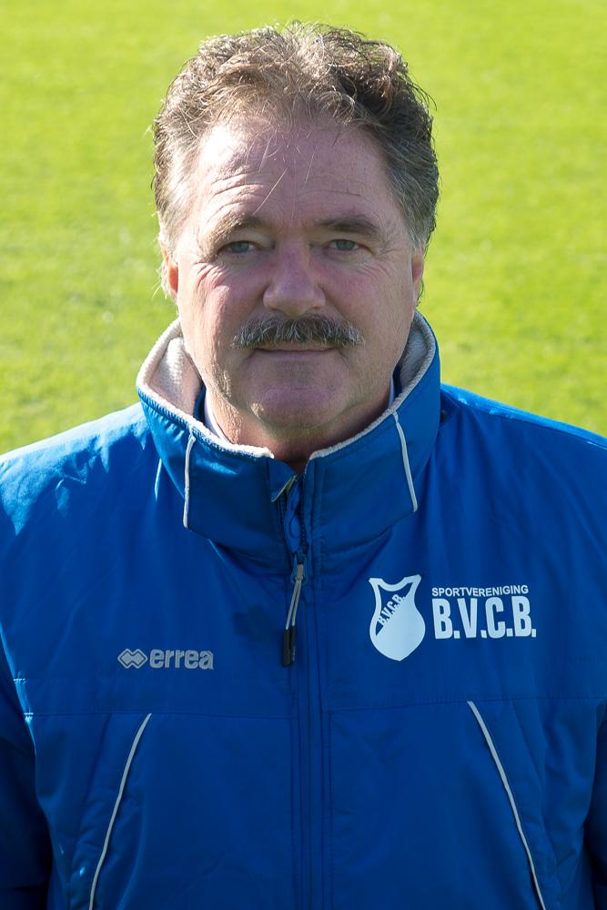 Hoofdcoach Gerard van Ruitenburg