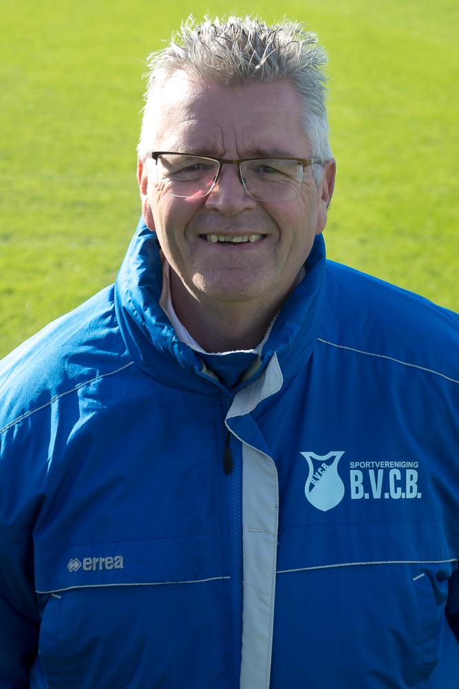 Keeperstrainer John van Beek