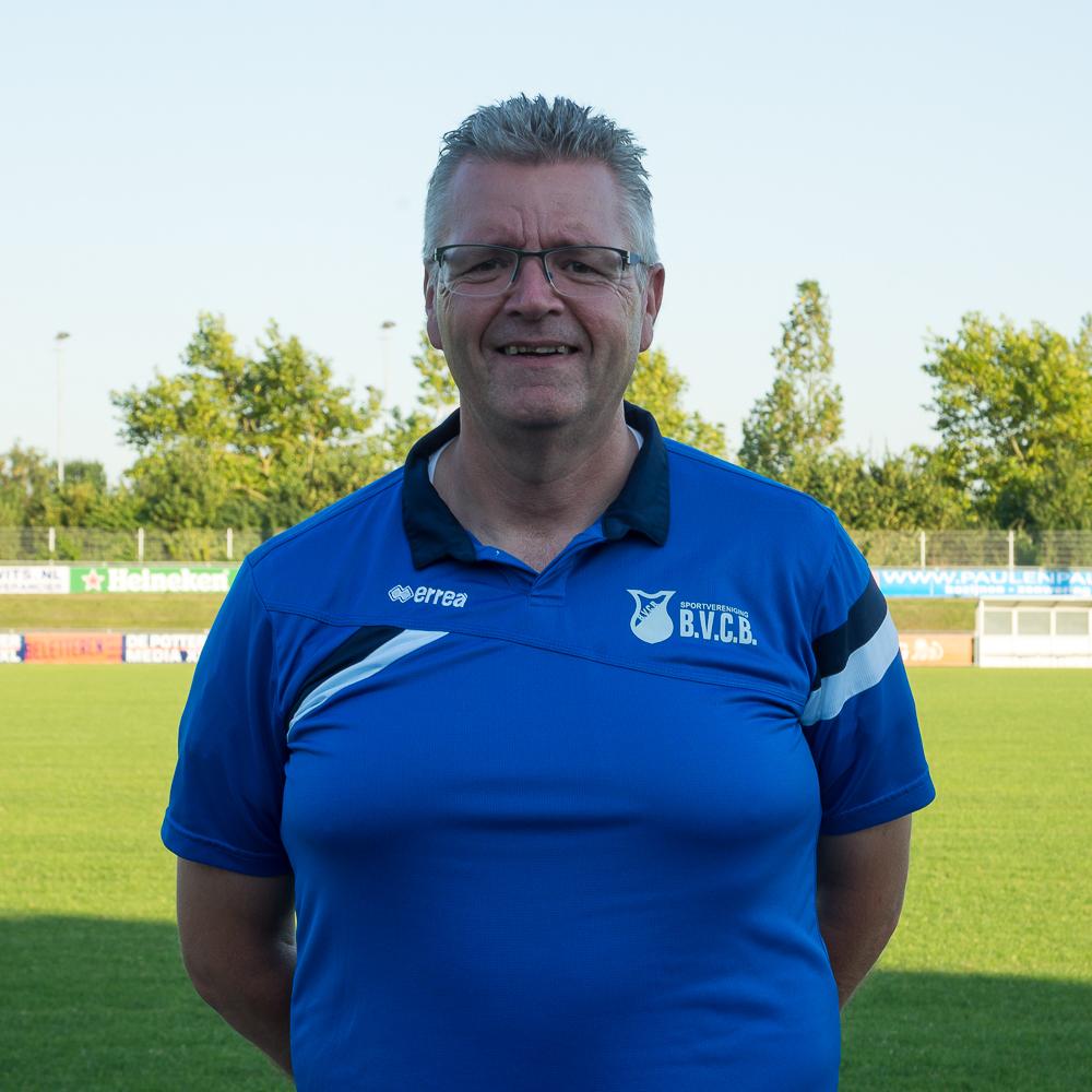 John van Beek-Keeperstrainer