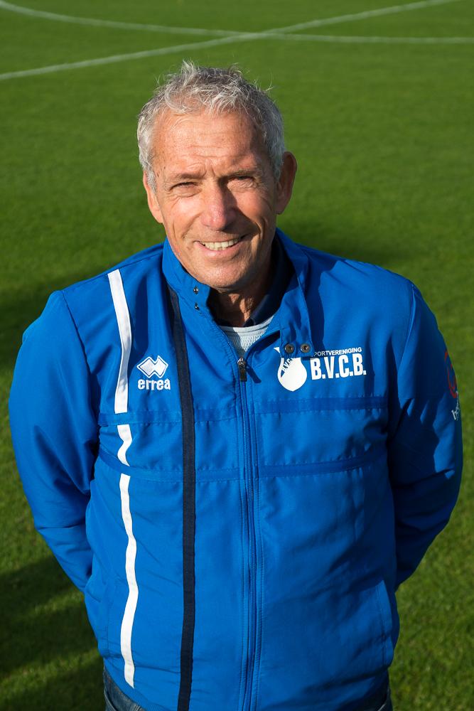 Teammanager Ton van der Bijl