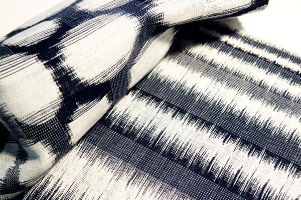 tissage lin/coton