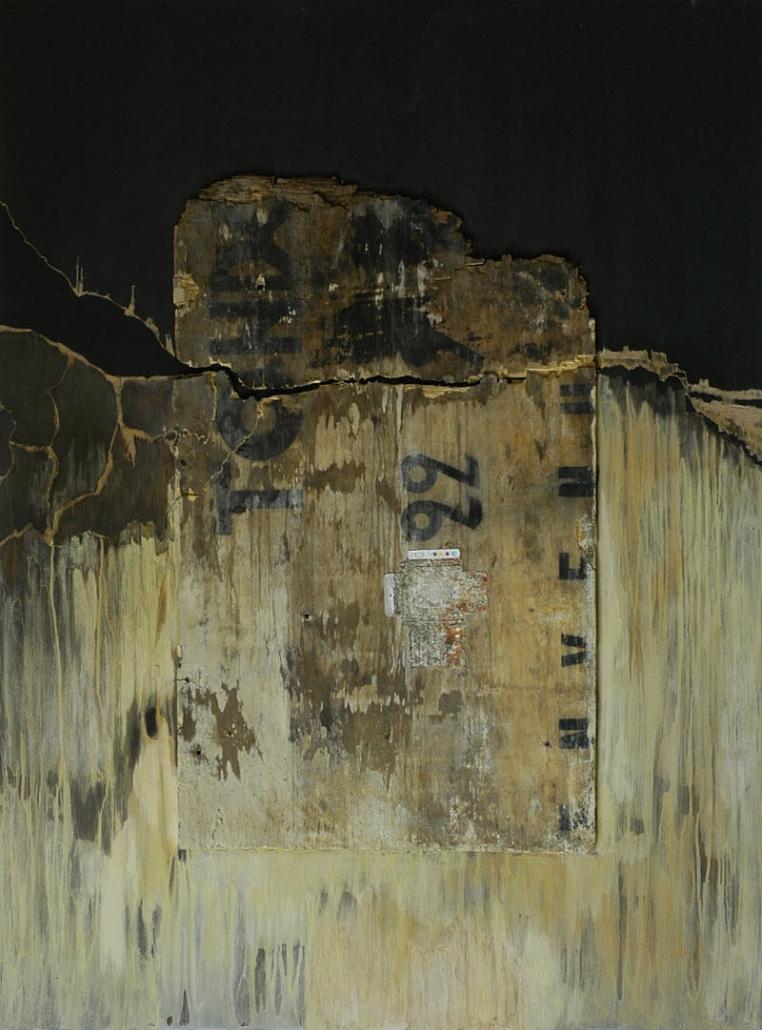 2005 Mischtechnik auf Holz - 150x112 cm