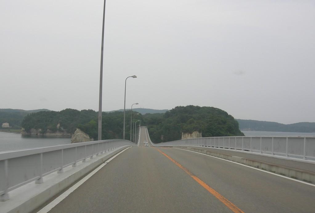 能登島大橋 中央