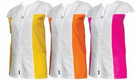 DIVA casacca manica corta - tg xs / xxl - colori a scelta