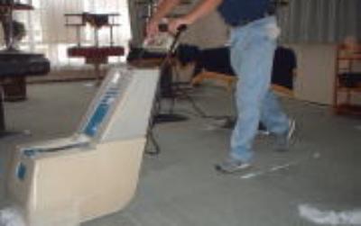 カーペットクリーニングのローモイスチャー工法