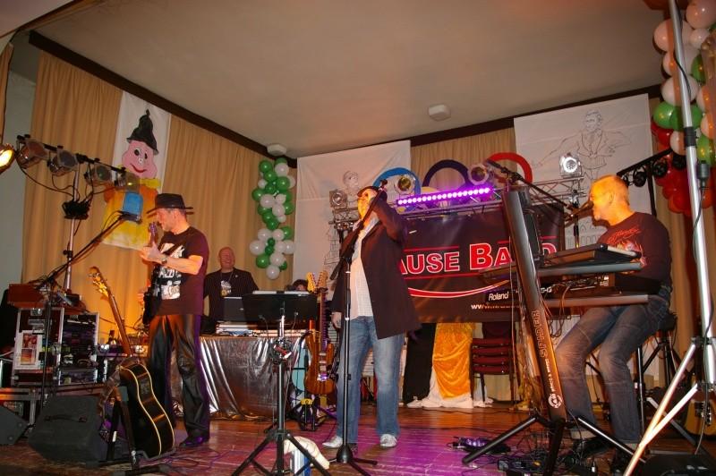 Krause Band aus Leipzig
