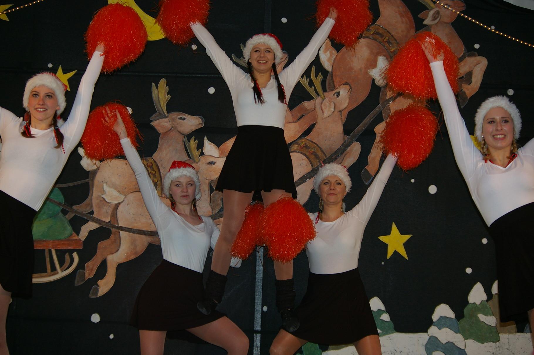 unsere Weihnachtswichtel