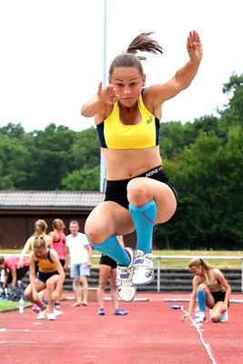 Endkampf deutsche  Jugendmeisterschaften
