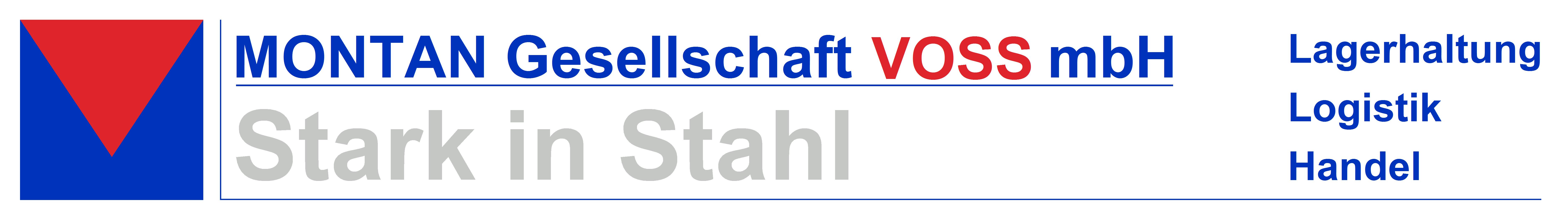 Bankverbindung Montan Gesellschaft Voss Mbh Stark In Stahl