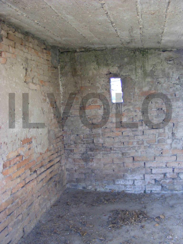 Casolare dove la famiglia Bonato aveva nascosto i P.O.W.