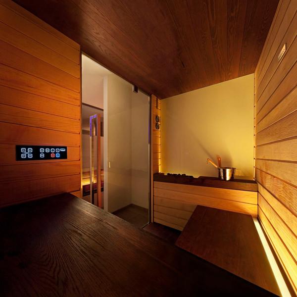 Saunas emocionales para uso privado y público