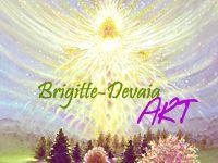 Brigitte Devaia Jost: Engelbilder und Gesang