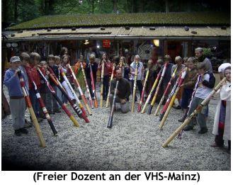 Waldorfschule Didgeridoo Project
