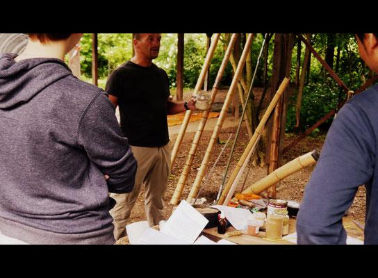 Didgeridoo Workshops an der VHS Mainz