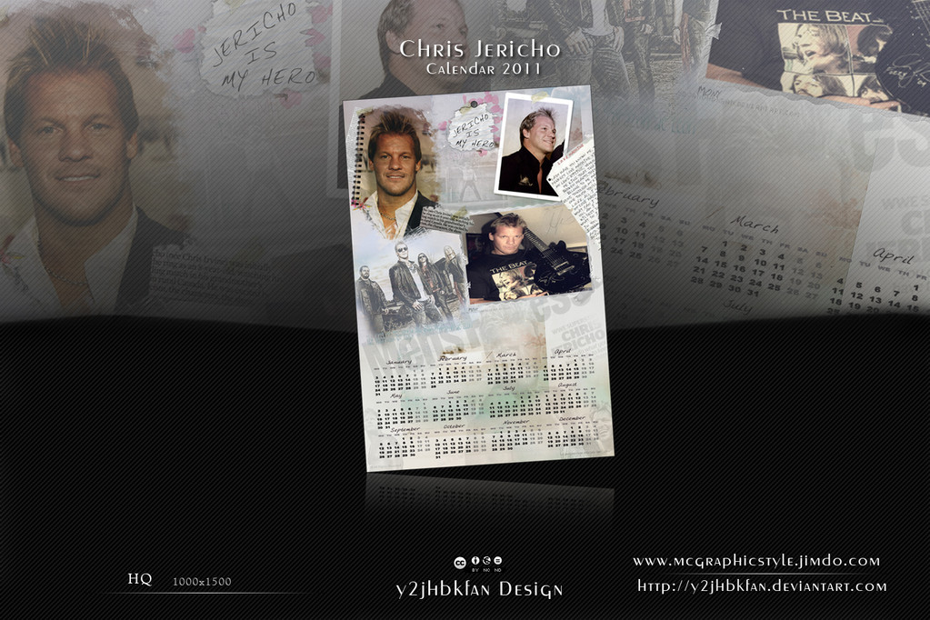 Jericho Calendar