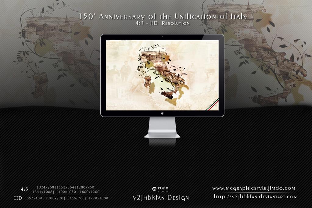 150° Italy Anniversary