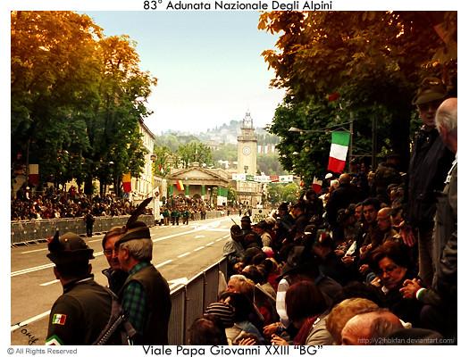 83° Adunata Bergamo 2010