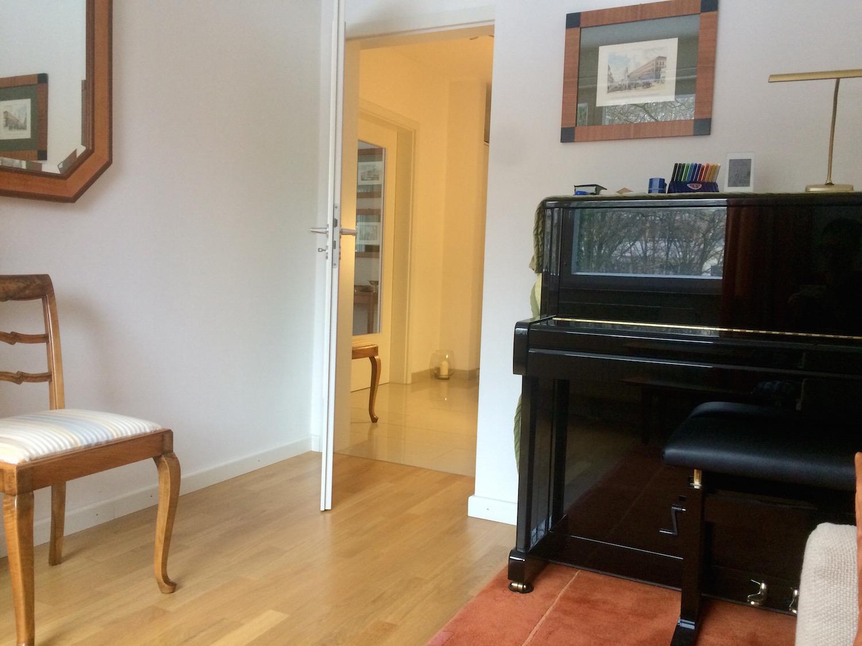 Standort für Klavierunterricht in München-Milbertshofen