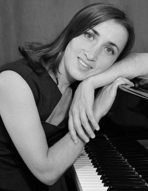 Nestan Heberger, Klavierunterricht in Unterhaching