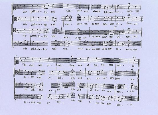 Zum Jahreswechsel 1998/99