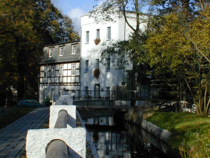 Vereinshaus Stadtmühle