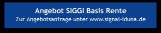 "Grafik: ""Altersvorsorge-SIGGI-Basisrente Angebot anfordern"" - Copyright SIGNAL IDUNA Generalagentur Homfeldt, Hamburg-Rahlstedt"