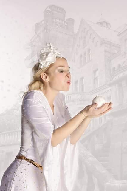 Die Märchenelfe Anja