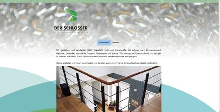 Der Schlosser  | © Serverseite.de