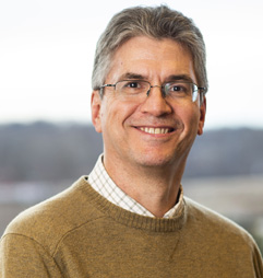 Kevin McIver Named Interim Chair of UMD's Department of Cell Biology & Molecular Genetics