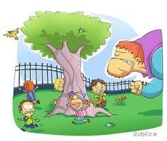 El gigante ego sta cuentos infantiles gratis online para for El jardin del gigante