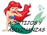 ACERTIJOS Y ADIVINANZAS