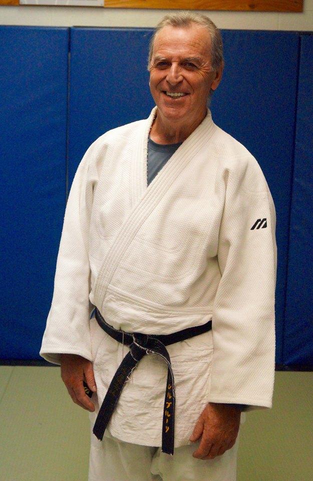 Michel Brousseau, Doyen du Club Seikidokan toujours actif