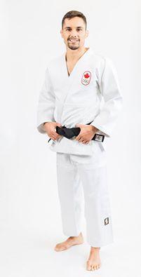 Sergio Pesoa, judoka