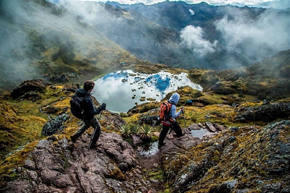 auf alten Inka-Pfaden nach Machu Picchu