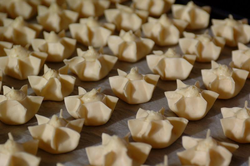 Pardulas - handmade Sardinian pasta