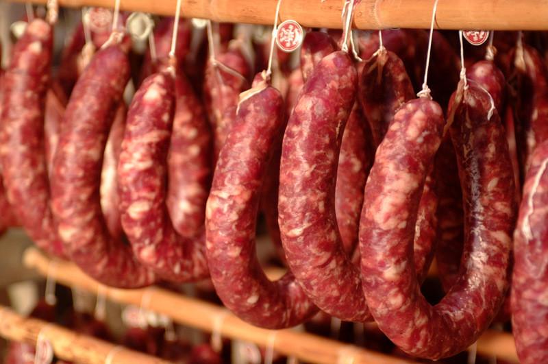 Sardinian Salsiccia - sausage