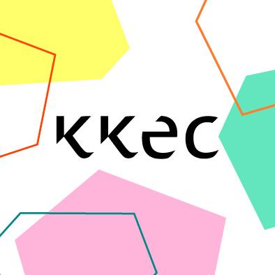 Huisstijl waaronder dit logo voor KKEC, cadeauwinkel in Rotterdam en Leidschendam