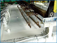 カチオン電着塗装設備