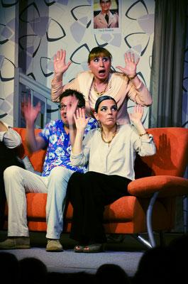 Ein gemütliches Wochenende – Raymond, Simone und Noelle