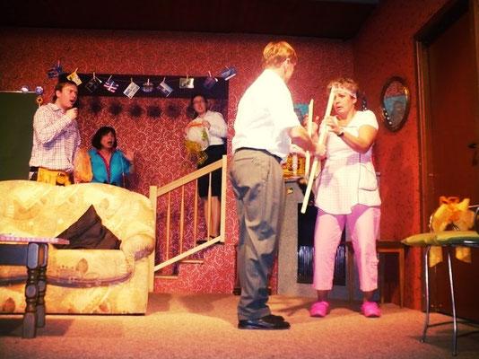 Die Stoppuhr-Familie – Chester, Kitty, Betsy-Ann, Robert und Myrtle